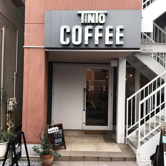 .おはようございます。本日も、TINTOCOFFEE18時半まで営業しております!美味しいコーヒーをご用意してお待ちしていますね。...#coffee#コーヒー#渋谷#表参道#青山