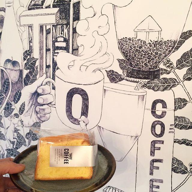 こんにちは🌞今日は冷凍庫の中ぐらい寒いですね️風邪を引かないように気をつけましょーさて、今日は久しぶりにシフォンケーキありますあったかいコーヒーと一緒にいかがですか?#tintocoffee #coffee#渋谷#表参道#青山#スープ#シフォンケーキ#サンドイッチ#チーズケーキ#クッキー#スペシャルティコーヒー