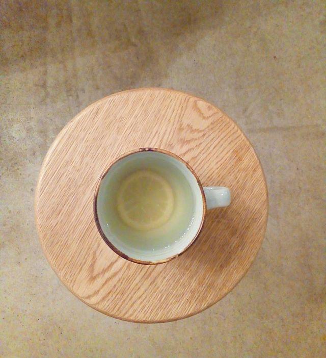 寒い夜には自家製シロップジュースのお湯割りが染みます#TINTOCOFFEE #渋谷#表参道#青山#コーヒー#クッキー