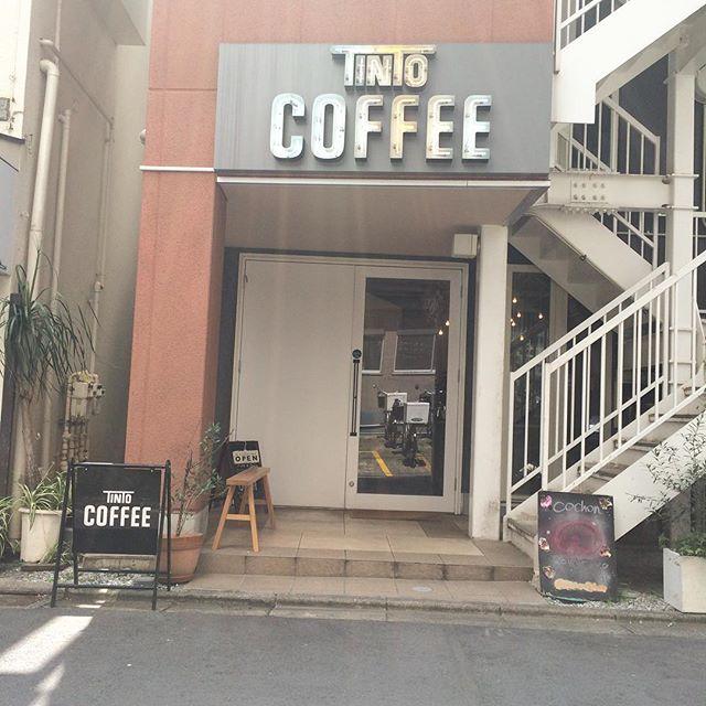 おはようございます︎︎今日もTINTOCOFFEEオープンしました!! 今は晴れていますが夕方から雨になるそうです️気温も少し和らいで過ごしやすそうですよーー︎ ♪ [お盆休みのお知らせ]8月13日~15日までお盆休みを頂きます。宜しくお願い致します。#今日もSpiralに出張TINTOCOFFEEやってます。#TINTOCOFFEE#coffee#渋谷#表参道#青山