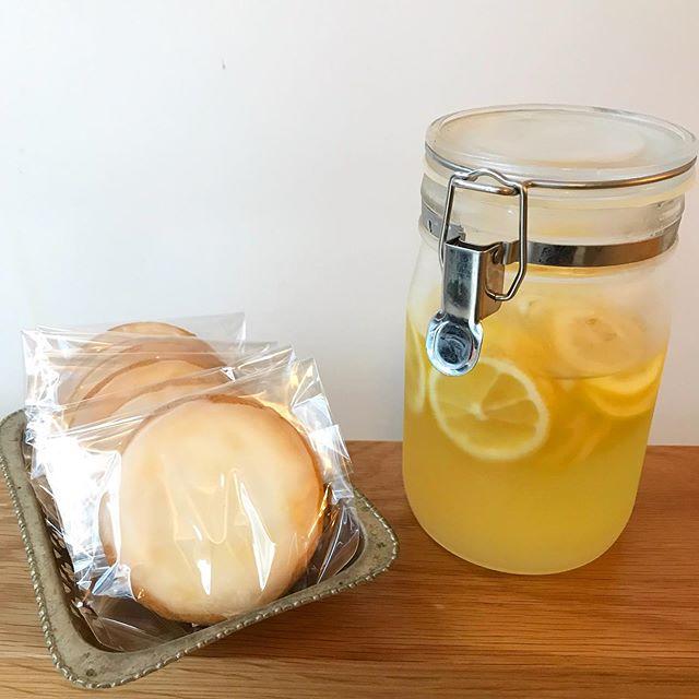 .\レモンクッキー、レモンシ...
