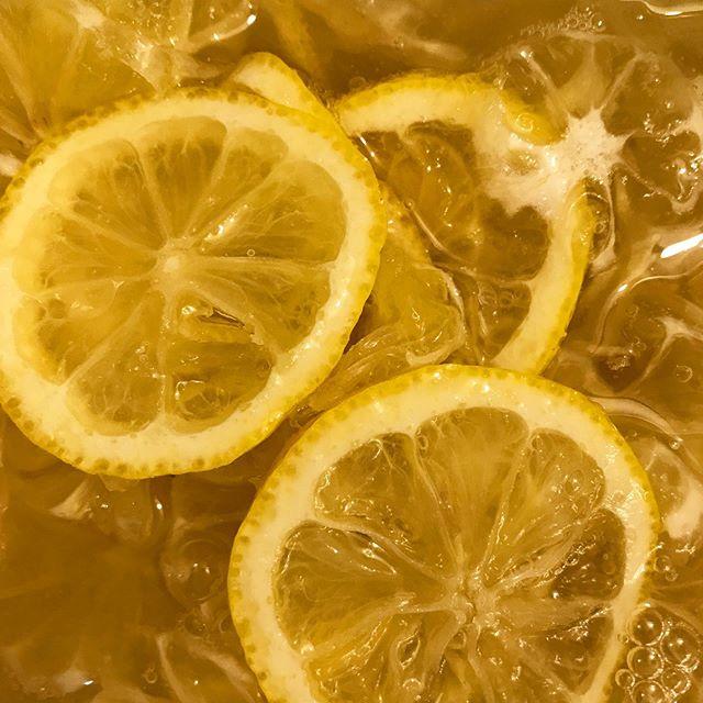 .????ハチミツレモンシロップ????....